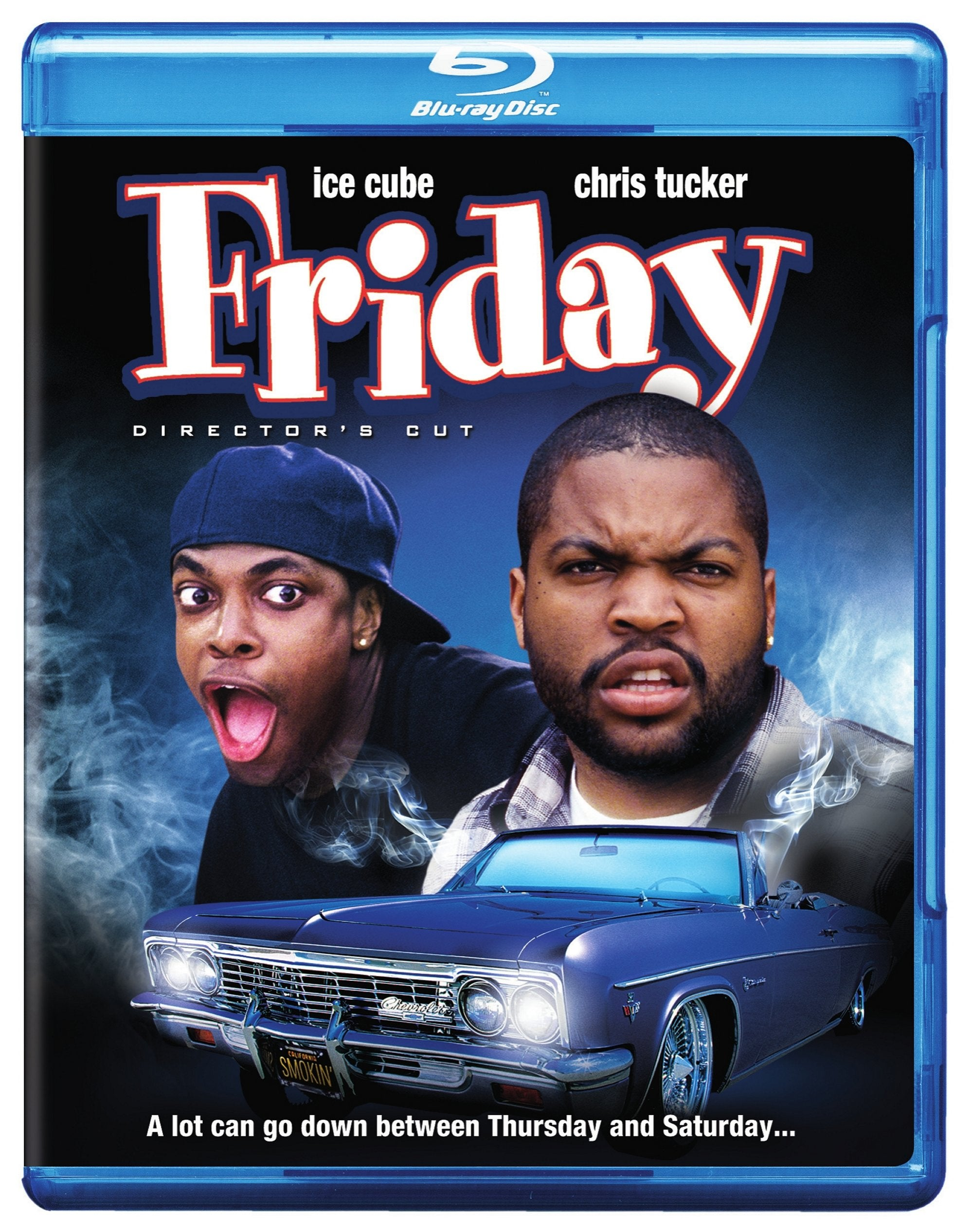 Friday (Blu-ray Disc)