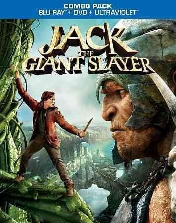 Jack The Giant Slayer (Blu-ray/DVD)