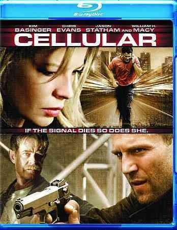 Cellular (Blu-ray Disc) - Thumbnail 0