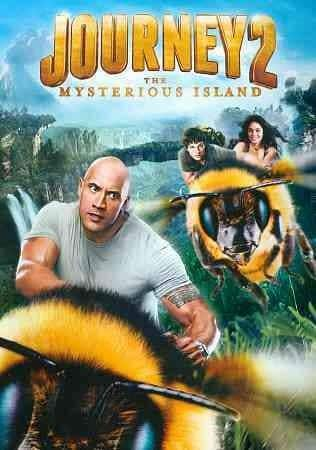 Journey 2: The Mysterious Island (DVD) - Thumbnail 0