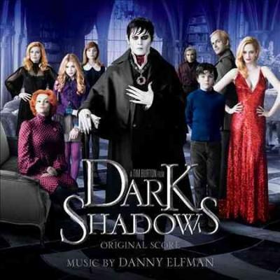 Danny Elfman - Dark Shadows (OSC)