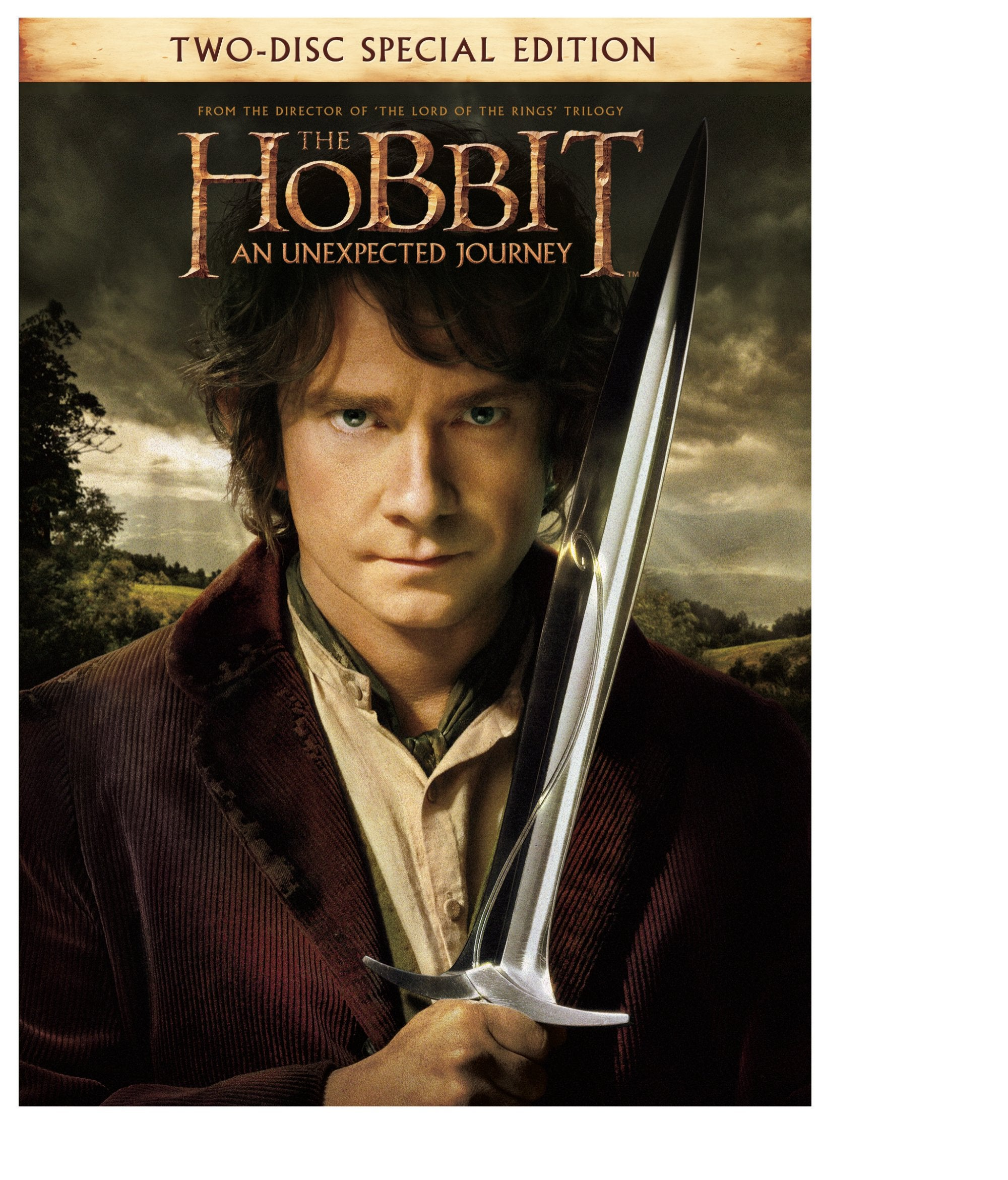 The Hobbit: An Unexpected Journey (DVD) - Thumbnail 0