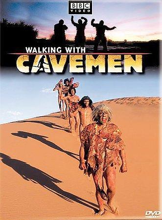 Walking With Cavemen (DVD)