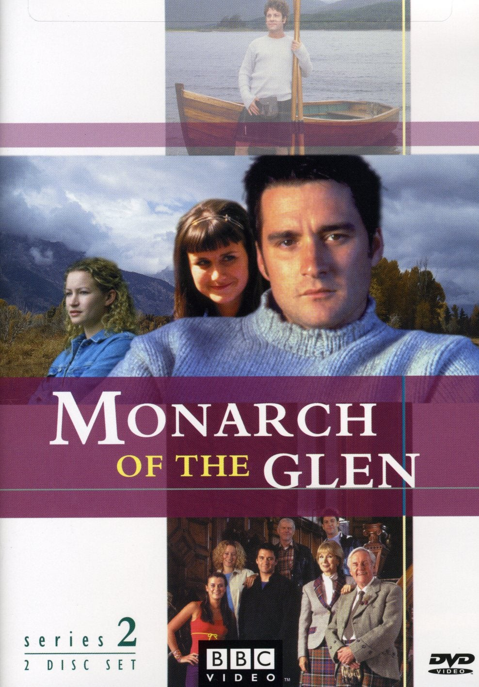 Monarch of the Glen: The Complete Series 2 (DVD)