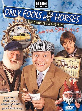 Only Fools and Horses Complete Series 4-5 plus Specials (DVD)