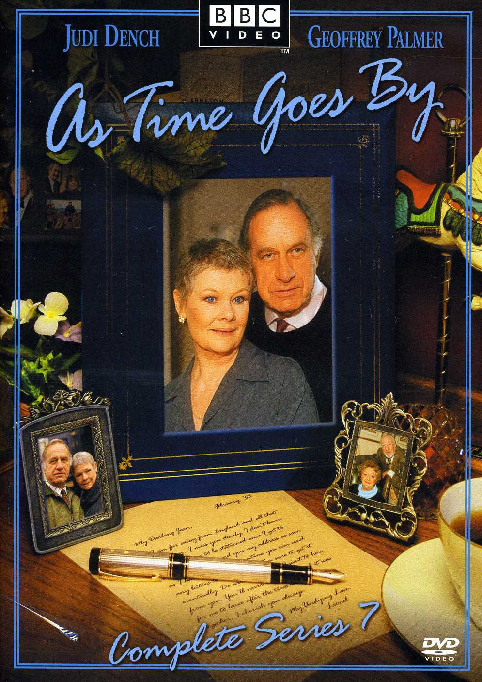 As Time Goes By: Series 7 (DVD)