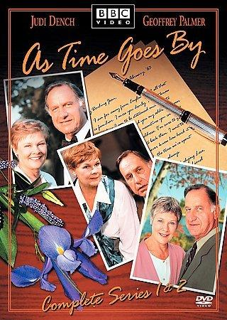 As Time Goes By: Series 1 & 2 (DVD)