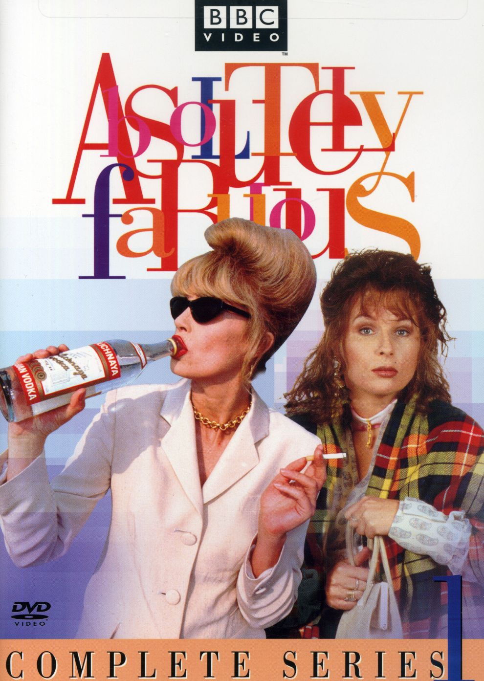 Absolutely Fabulous: Series 1 (DVD)