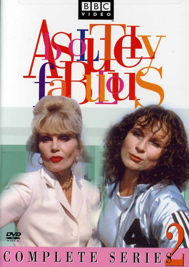 Absolutely Fabulous: Series 2 (DVD)