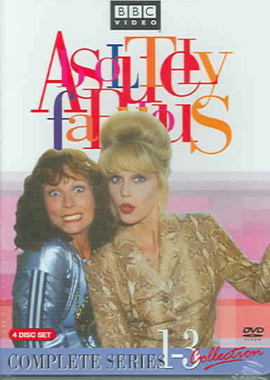 Absolutely Fabulous - The Complete Collection (DVD)