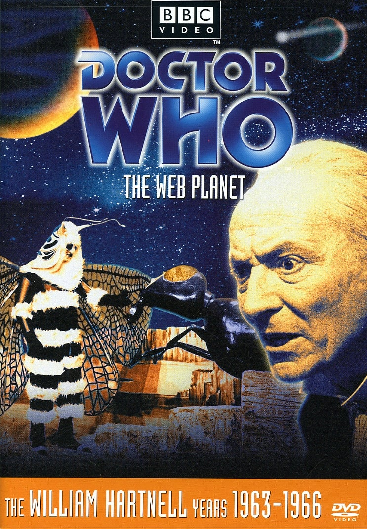 Doctor Who: Ep. 13- The Web Planet (DVD)
