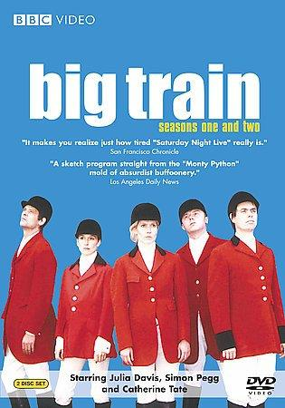 Big Train: Season One and Two (DVD)