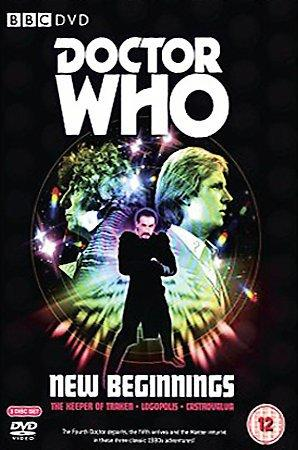 Doctor Who: New Beginnings (DVD)