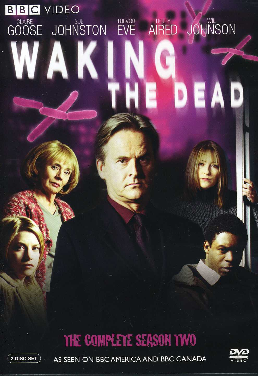 Waking The Dead: Season Two (DVD)