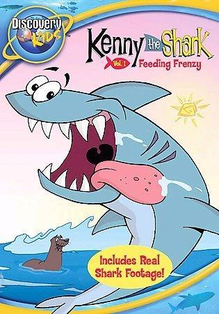 Kenny The Shark Vol 1: Feeding Frenzy (DVD)