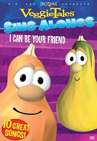 Veggie Tales Sing Alongs: I Can Be Your Friend (DVD)