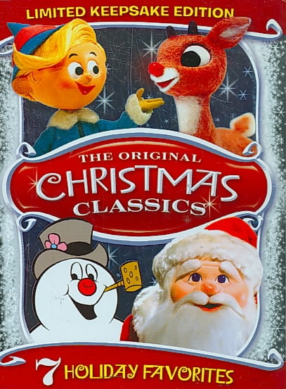 Christmas Classics Gift Set (DVD)