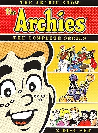 The Archie Show: The Complete Series (DVD)