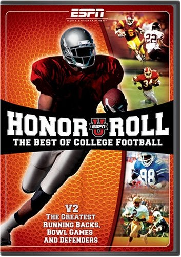 ESPNU Honor Roll: The Best Of College Football Vol 2 (DVD)