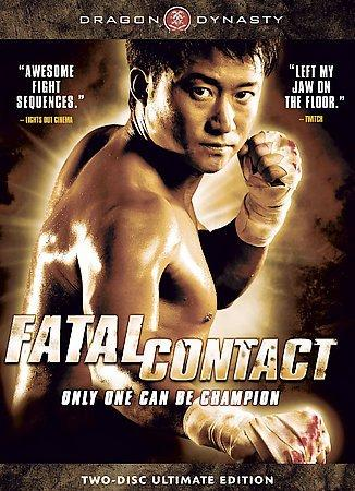 Fatal Contact (DVD)