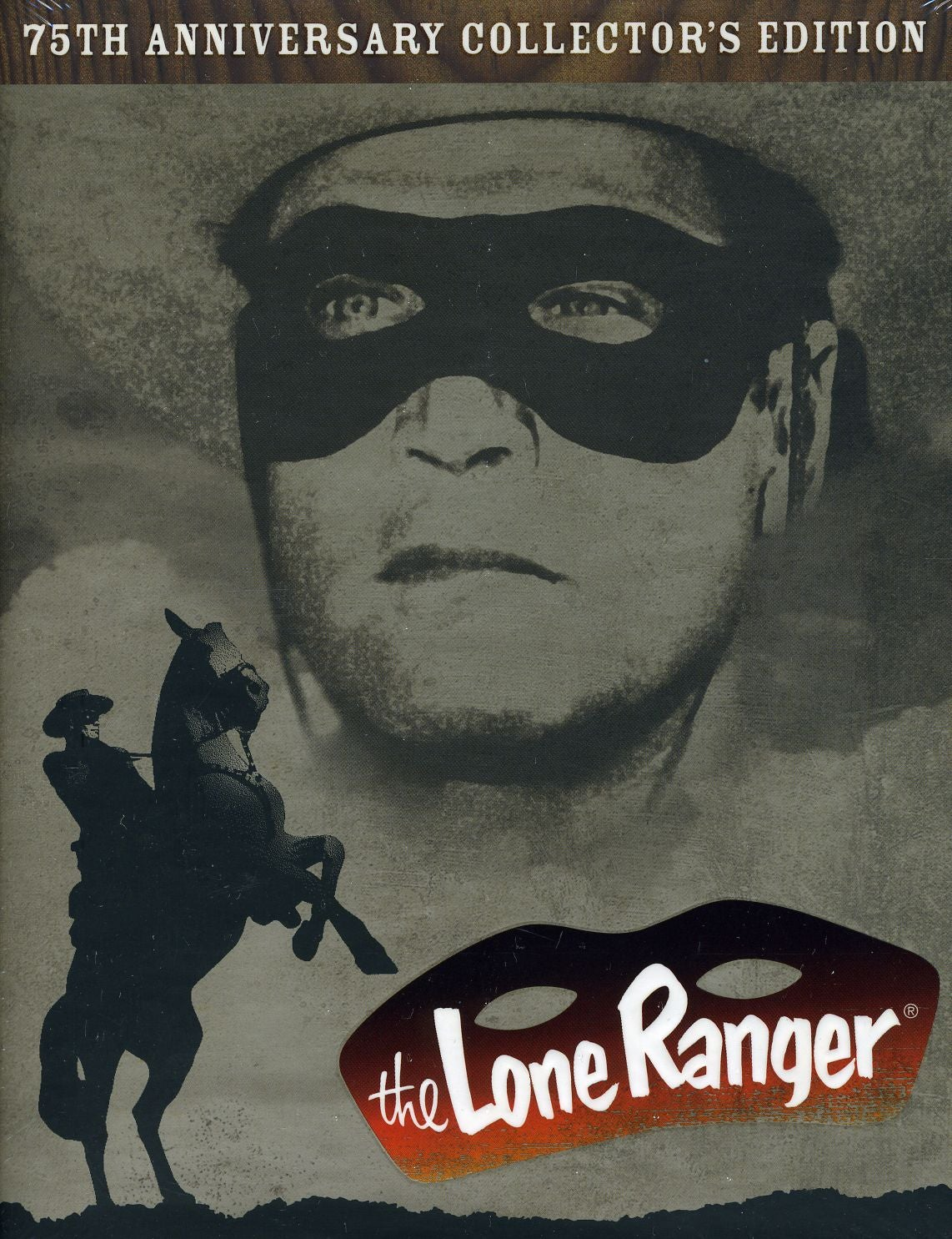The Lone Ranger: 75th Anniversary (DVD)