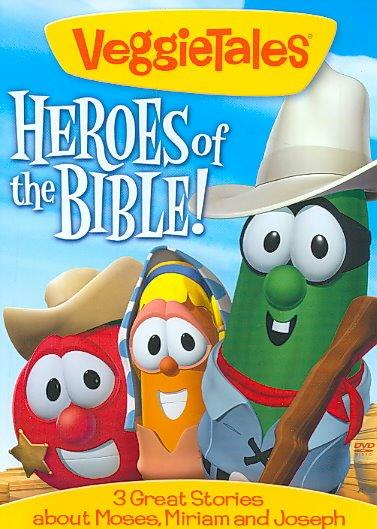 Veggie Tales: Heroes of the Bible 3 (DVD)