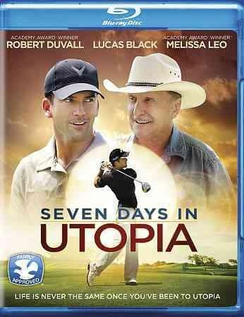 Seven Days in Utopia (Blu-ray Disc)