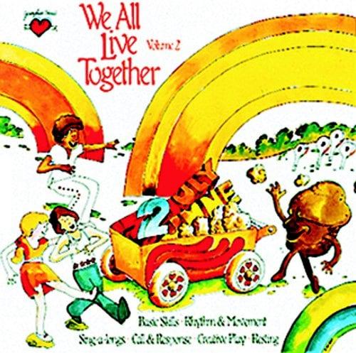 Greg & Steve - We All Live Together Volume 2