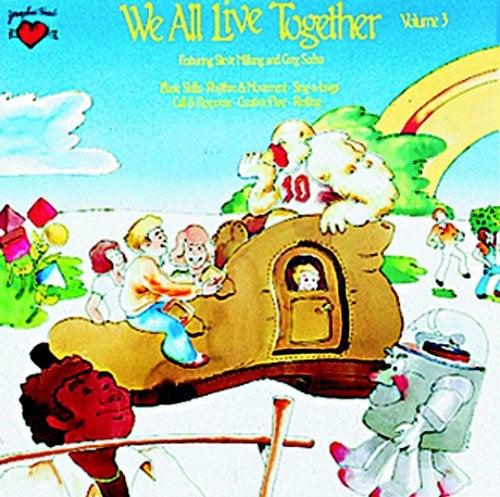 Greg & Steve - We All Live Together Volume 3