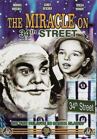 Miracle on 34th Street (DVD) - Thumbnail 0