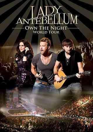 Own The Night World Tour (DVD)