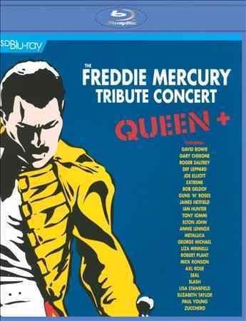 Freddie Mercury Tribute Concert (Blu-ray Disc)