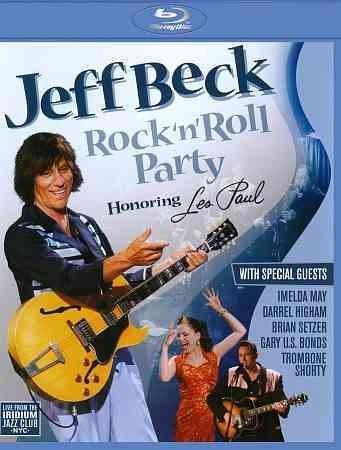 Rock 'N' Roll Party Honoring Les Paul (Blu-ray Disc)