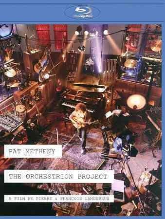 The Orchestrion Project (Blu-ray Disc)