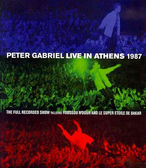 Live In Athens 1987 & Play (Blu-ray/DVD)