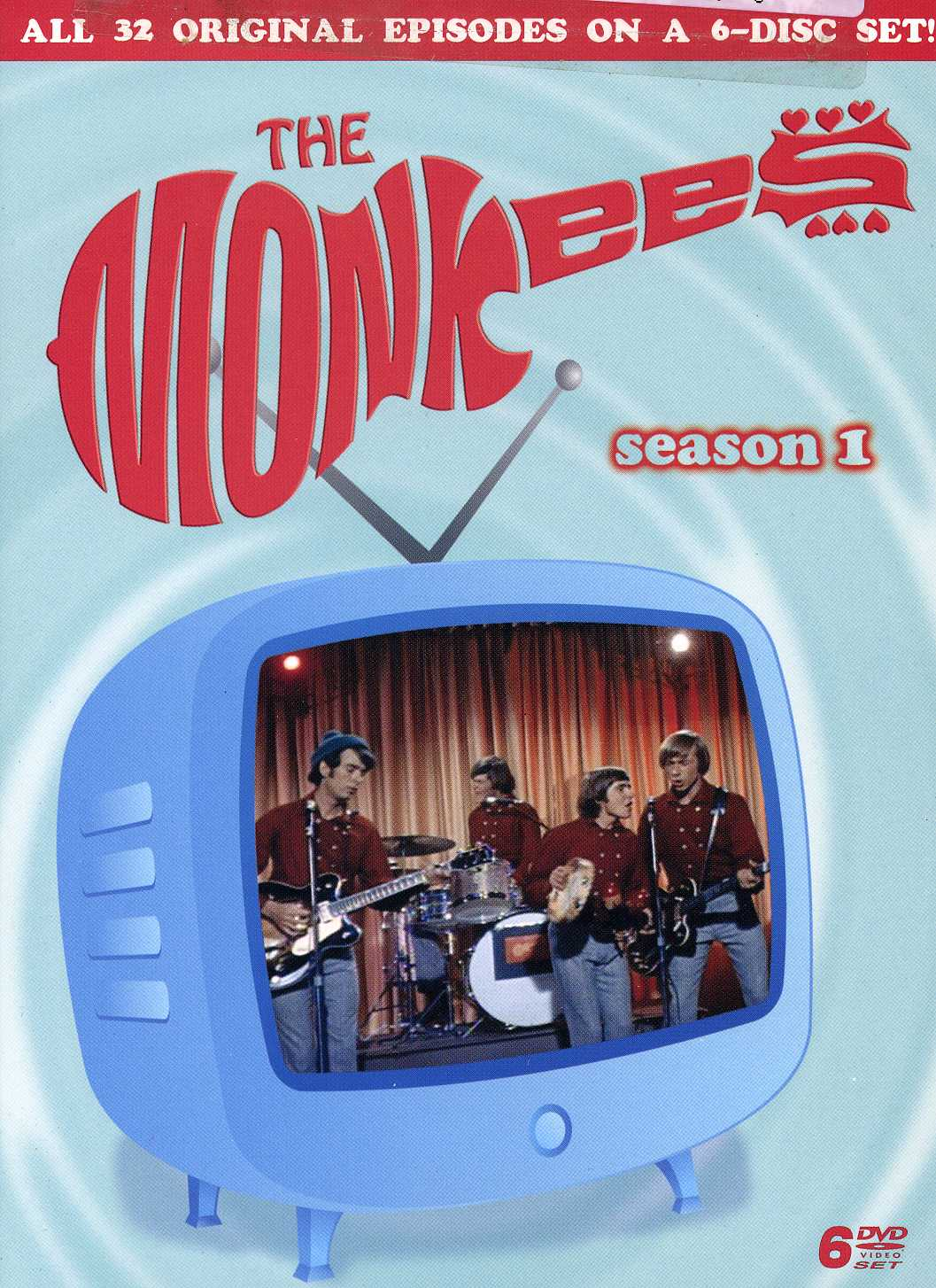 Monkees: Season 1 (DVD)