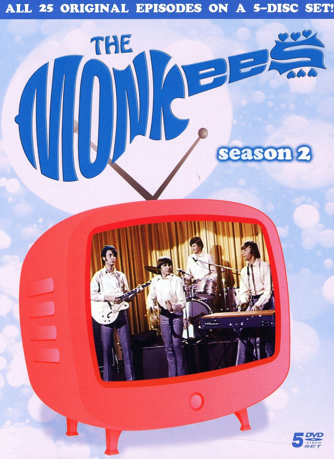 Monkees: Season 2 (DVD)