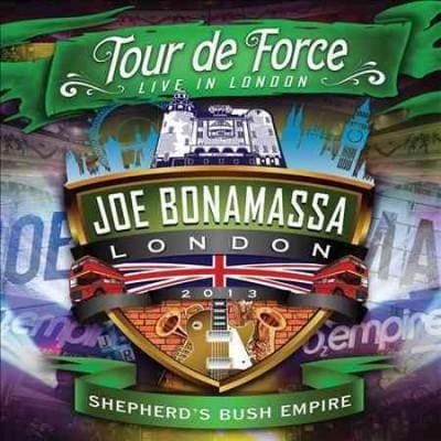 Tour De Force: Live In London- Shepherd's Bush Empire (DVD)
