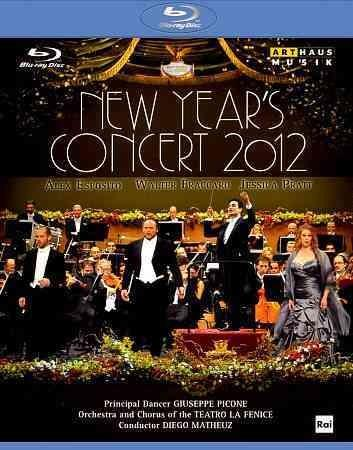 New Year's Concert 2012 (Blu-ray Disc)
