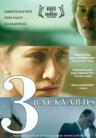 3 Backyards (DVD)