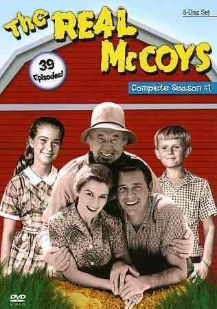 The Real McCoys: Season 1 (DVD)