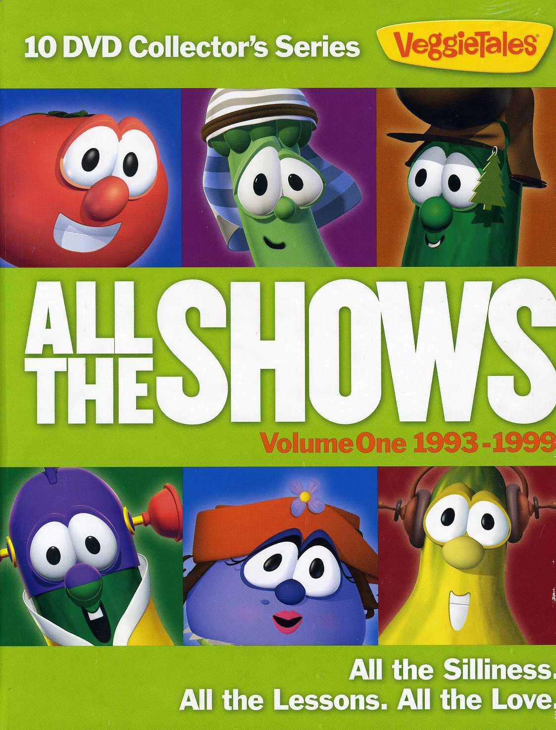 Veggietales: All the Shows (DVD)