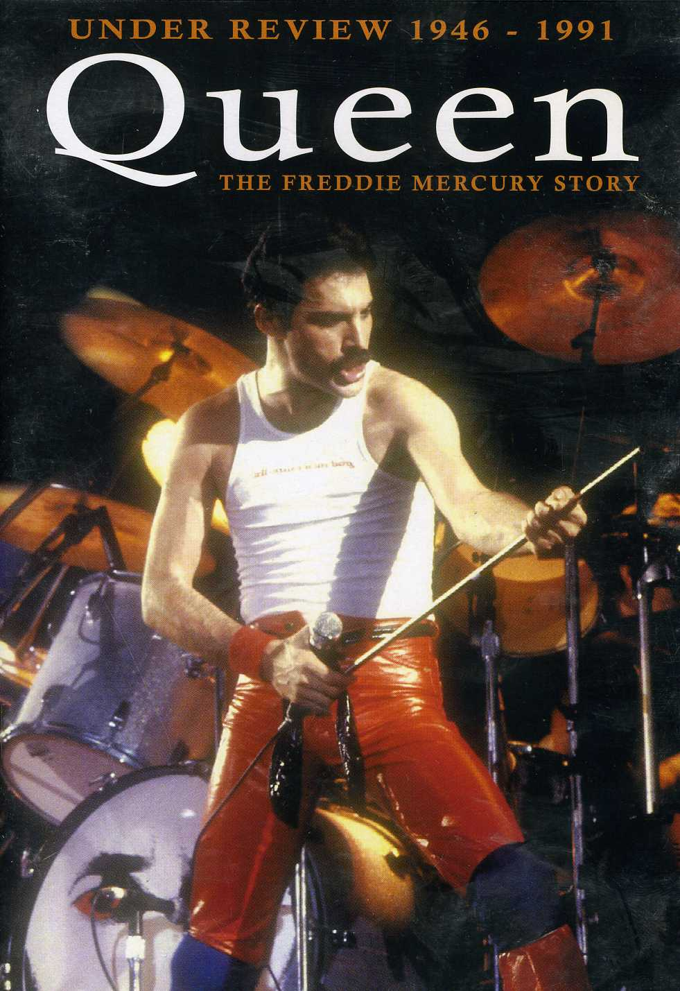 Queen- Under Review 1946-1991: The Freddie Mercury Story (DVD)