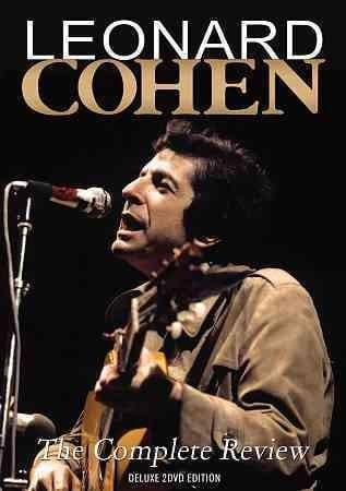 Leonard Cohen: The Complete Review (DVD)