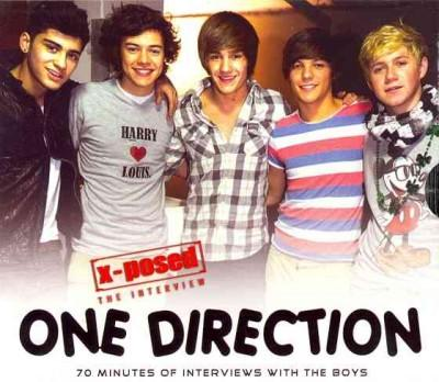 One Direction - One Direction: X-Posed
