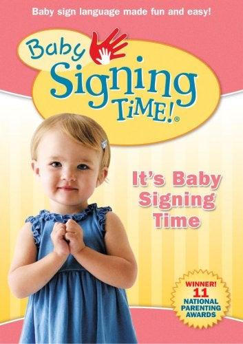 Baby Signing Time! Vol 1