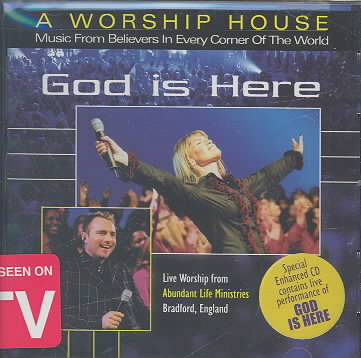 Various Artists - A Worship House: God Is Here