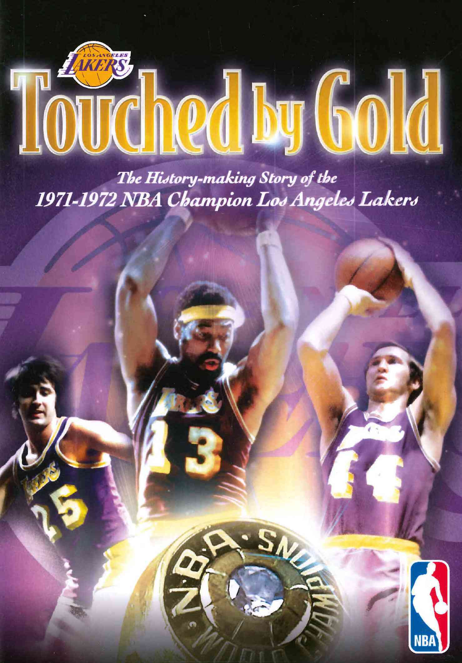 NBA Touched By Gold (DVD)
