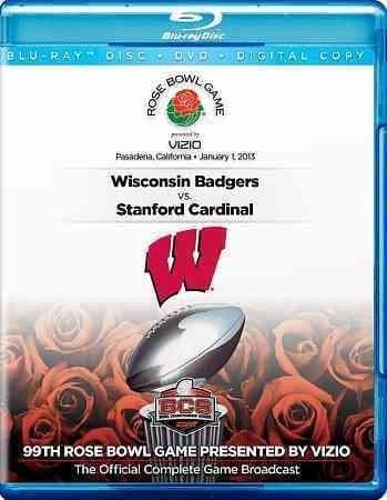 2013 Rose Bowl presented By Vizio (Blu-ray Disc)