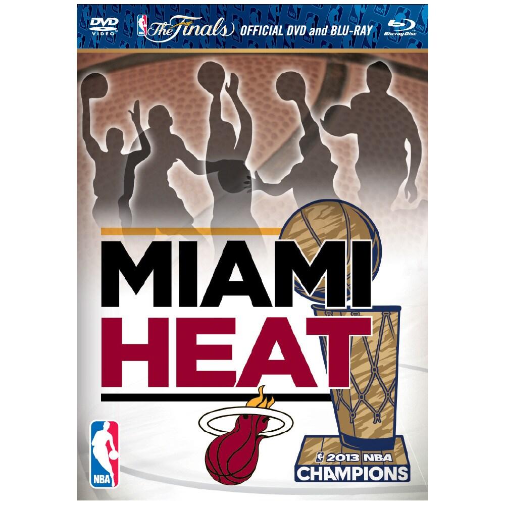 2013 NBA Championship: Highlights (DVD)